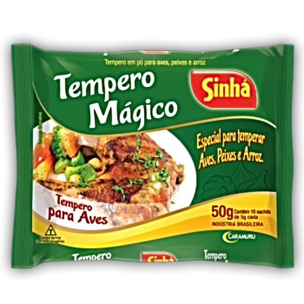 TEMPERO AVES SINHA 50 GR