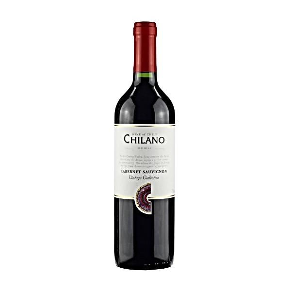 VINHO CHILANO CABERNET SAUVINGON TINTO 750ML CHILE