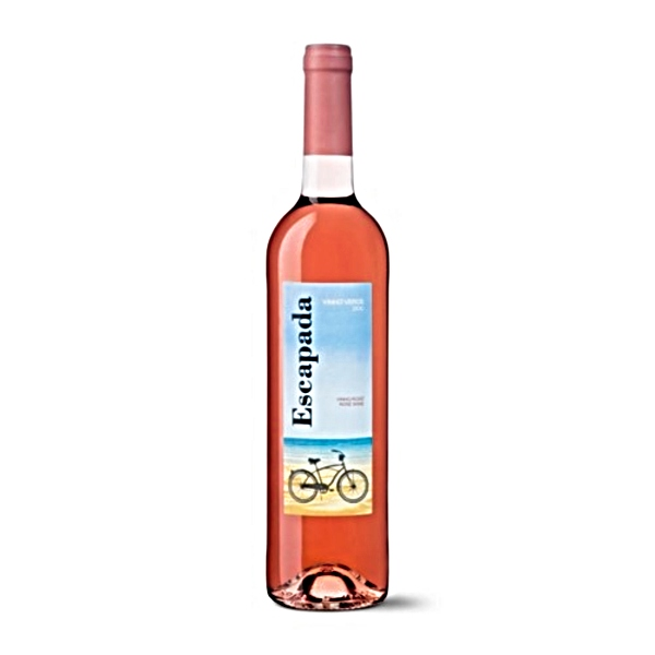VINHO ESCAPADA VERDE 750ML ROSÉ PORTUGAL