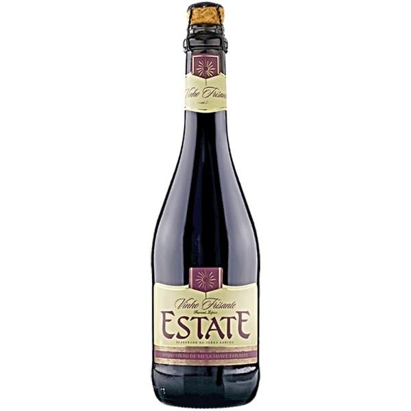 Vinho Frisante Estate Tinto 660 Ml