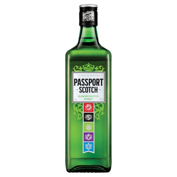 WHISKY PASSPORT 670ML GF