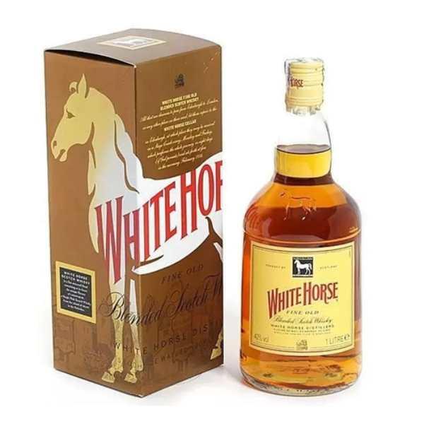 WHISKY WHITE HORSE 1000ML