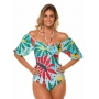 Maiô e Body Resort Proteção uv50+PRO Aruba