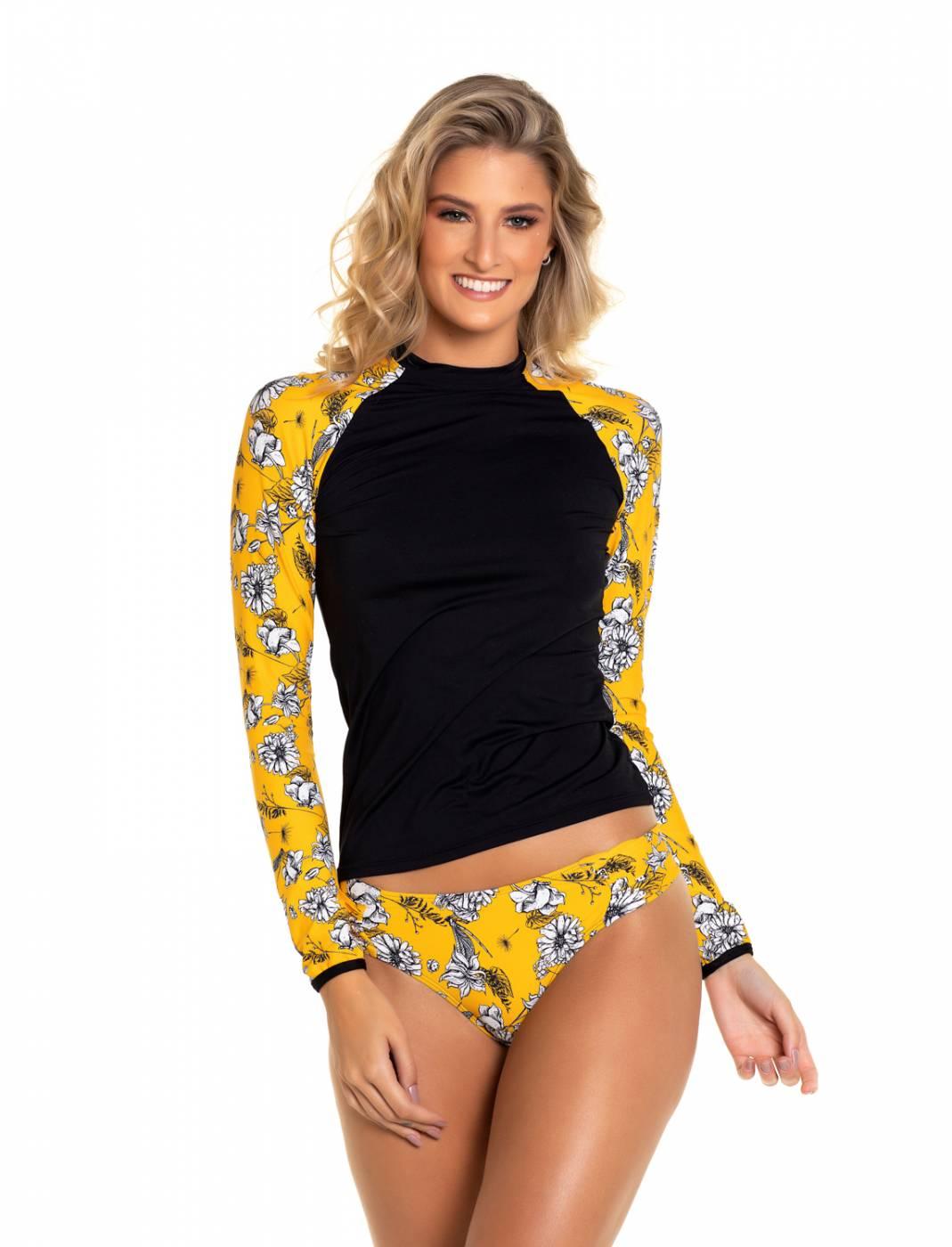 Conjunto Camisa e Calcinha UV - Native
