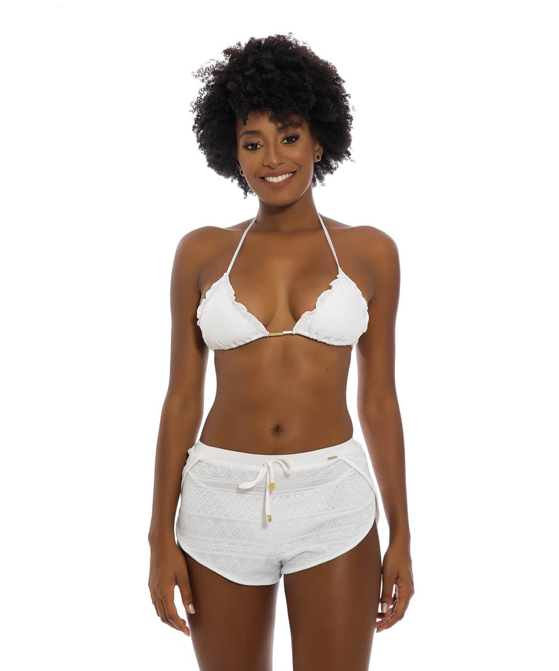 Shorts Resort Sense WHITE