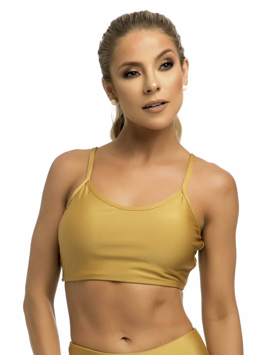Top Cropped Fitness Diamond