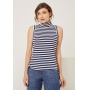 T-shirt Jana Blue Lines