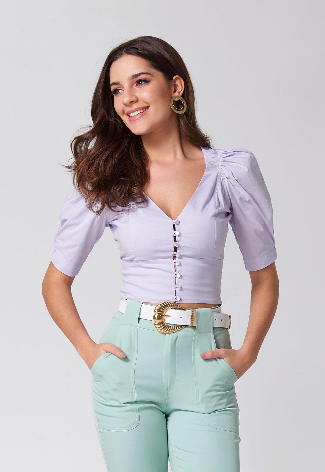 Blusa Luana