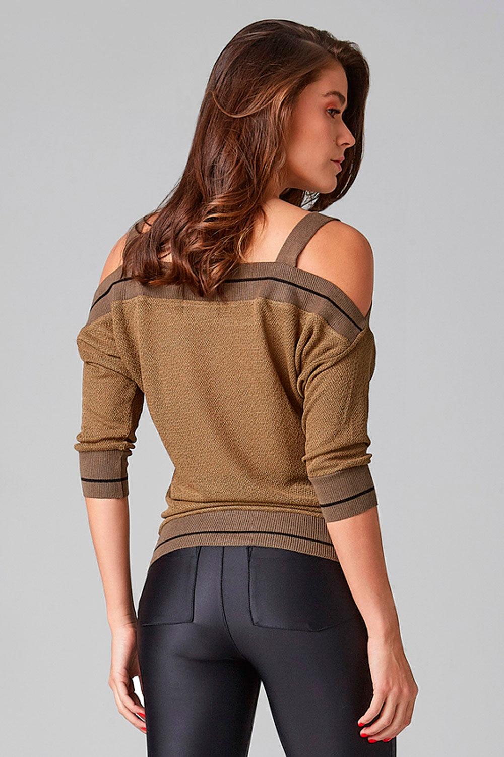 Blusa Shoulder