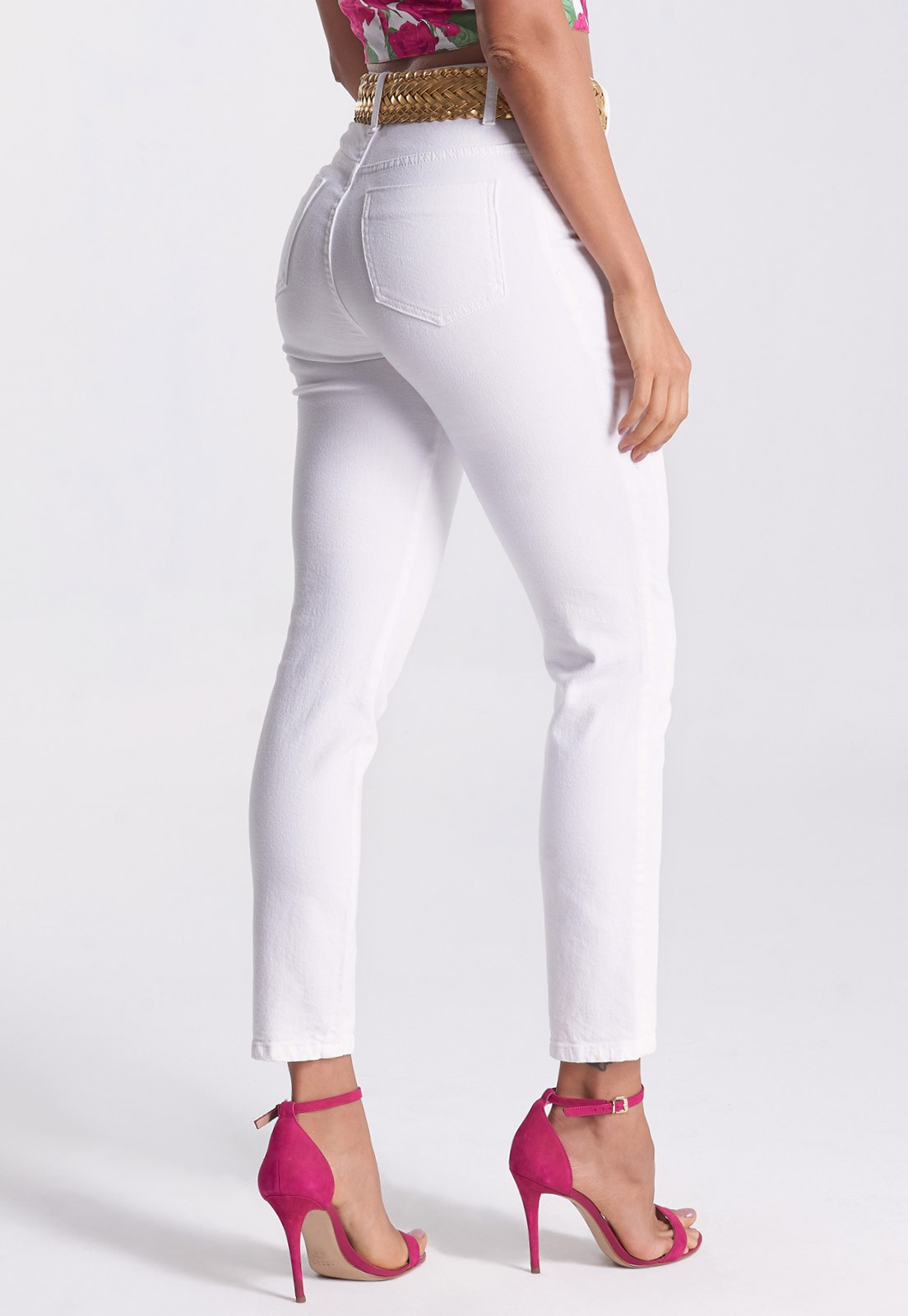 Calça Jeans Blanc
