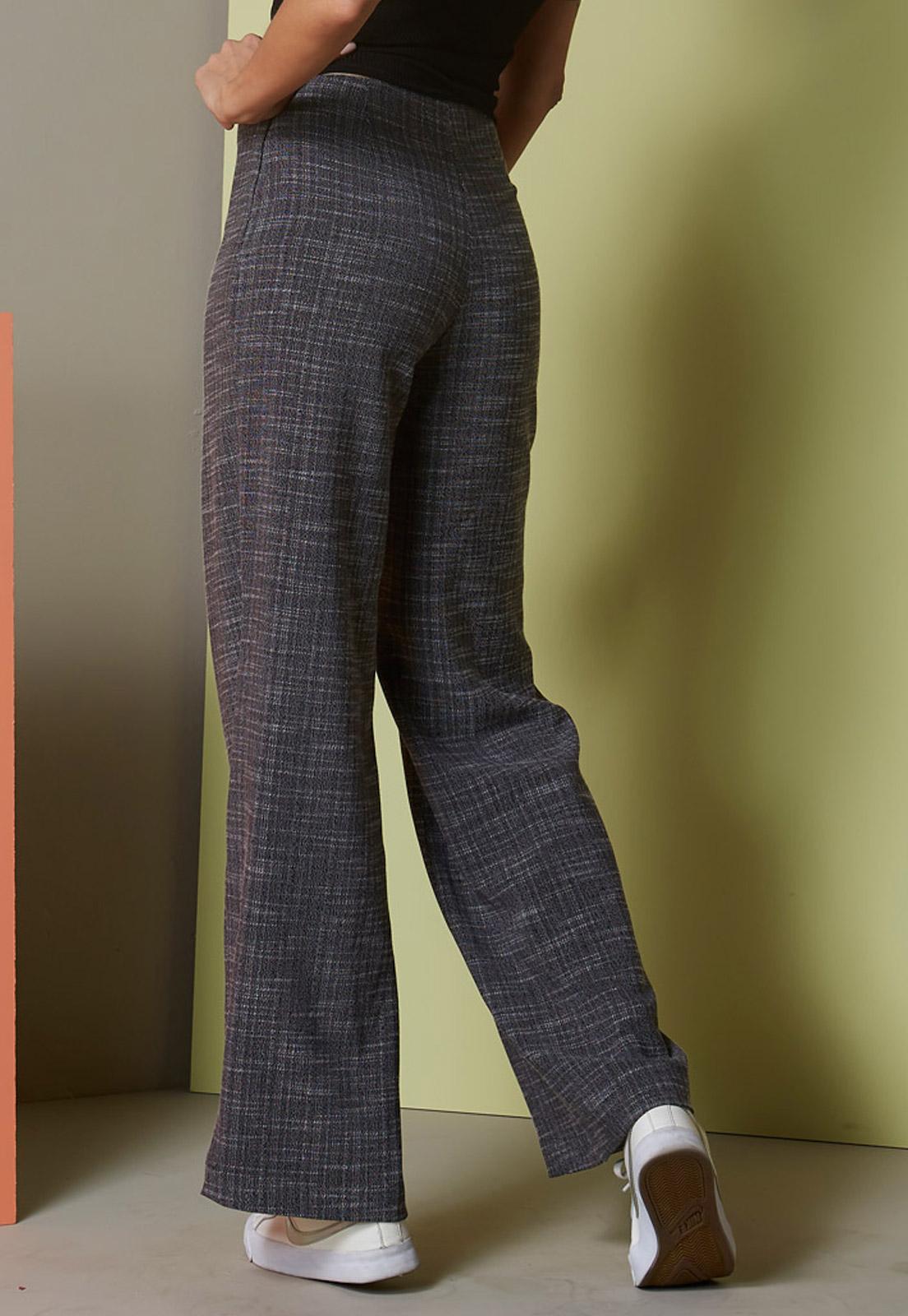 Calça Pantalona Line