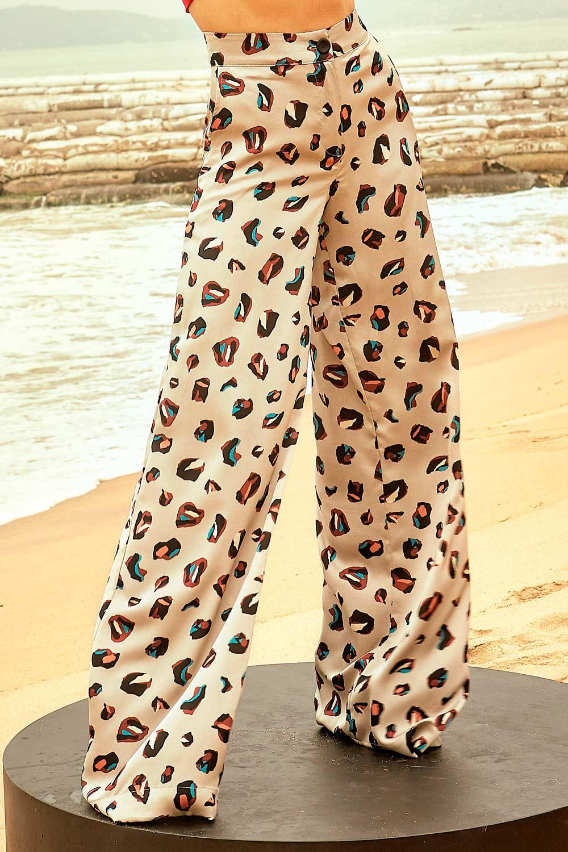 Calça Pantalona  Trapani