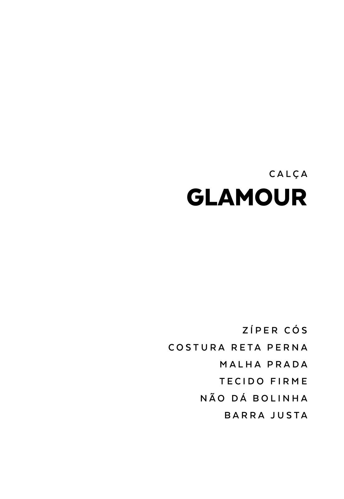 Calça Glamour