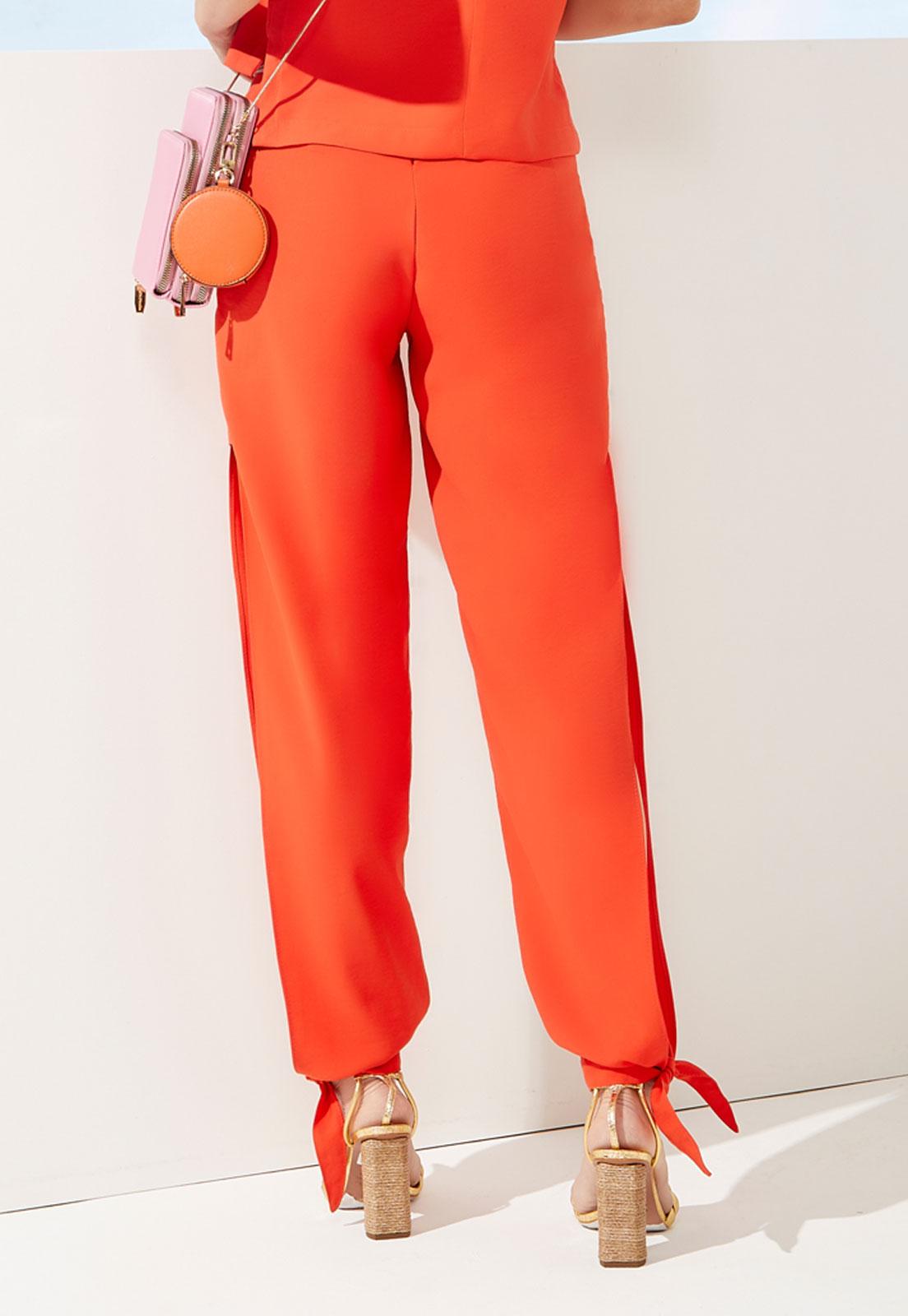 Calça Veraneio Orange