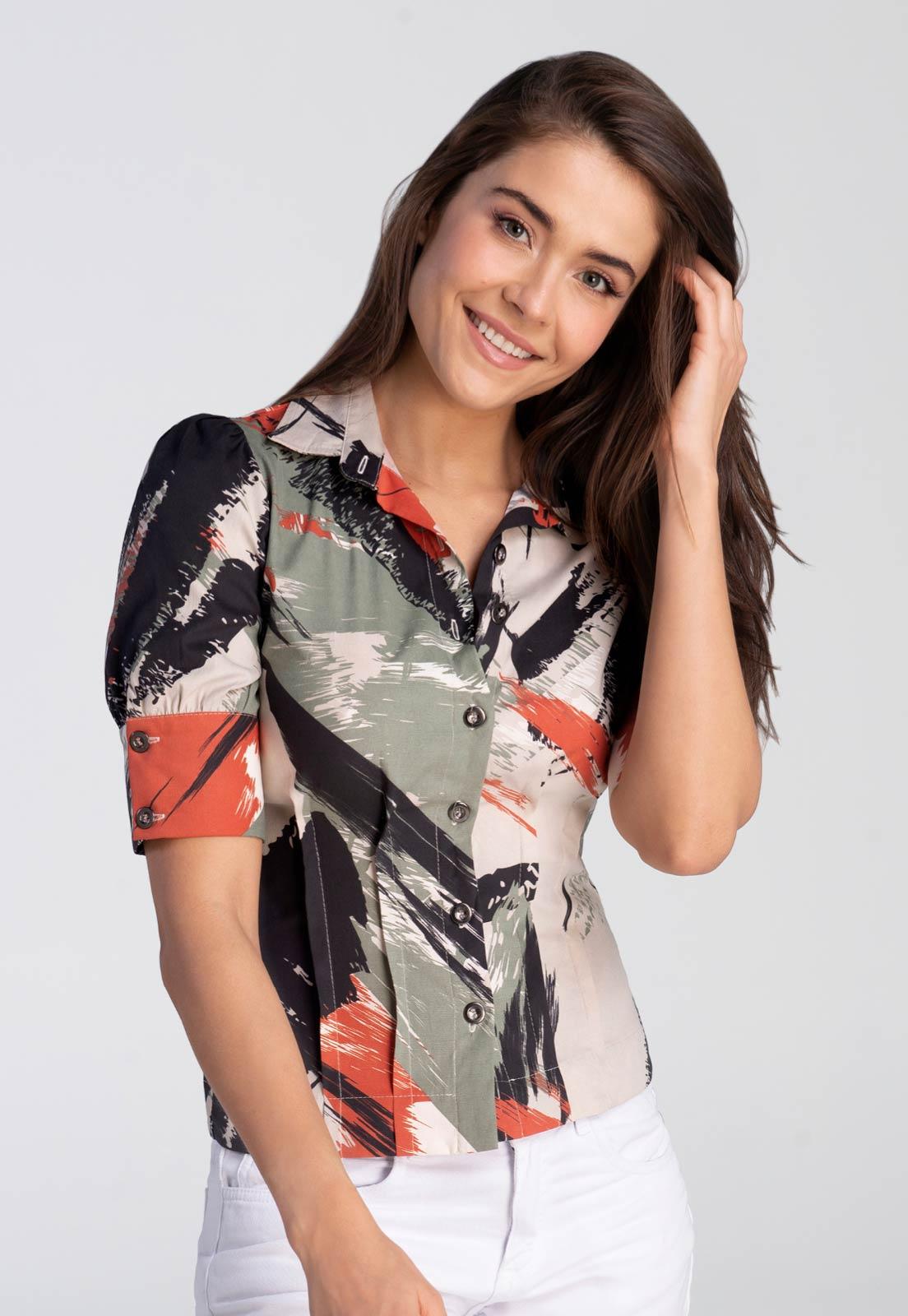 Camisa Arte