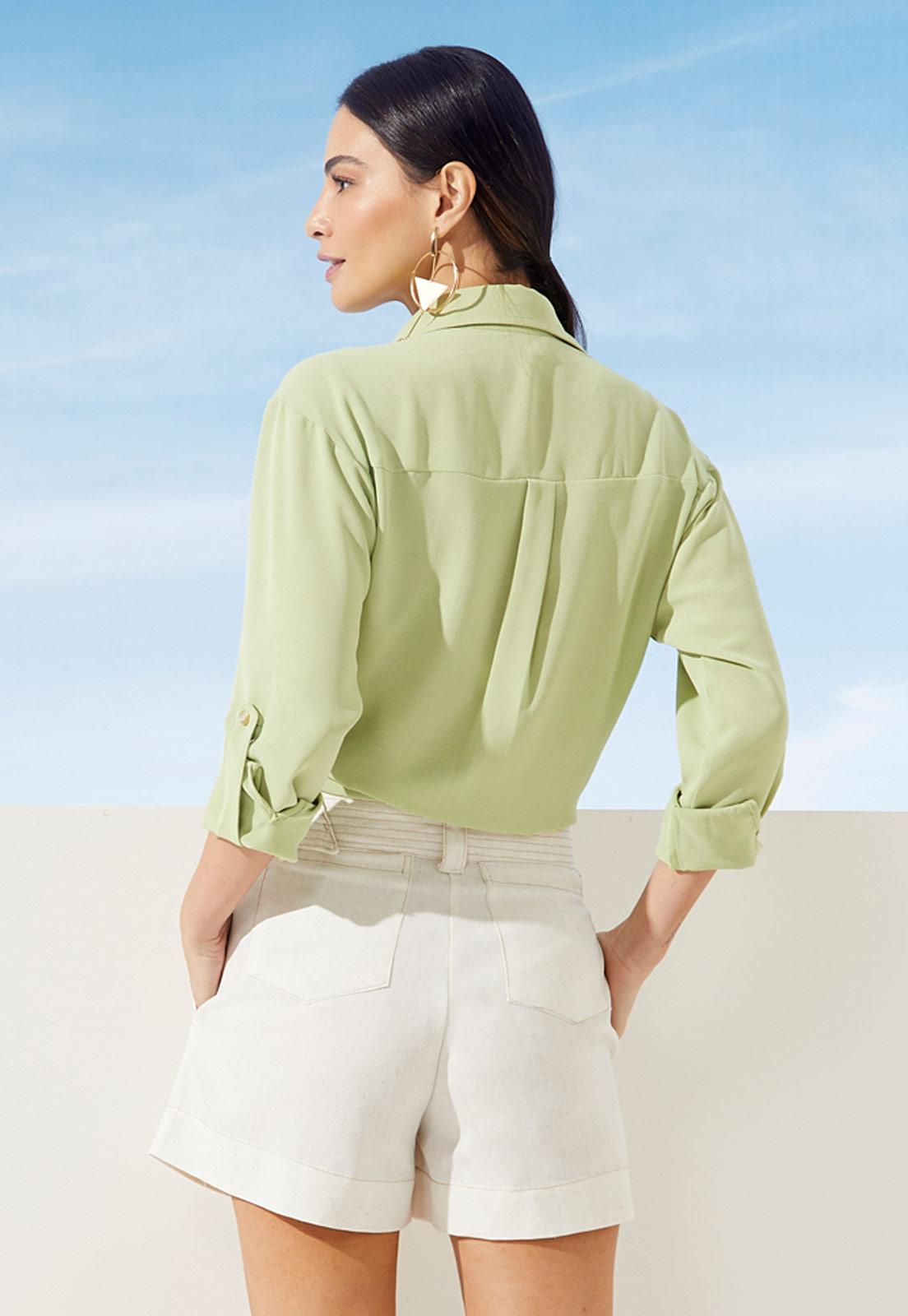 Camisa Verts
