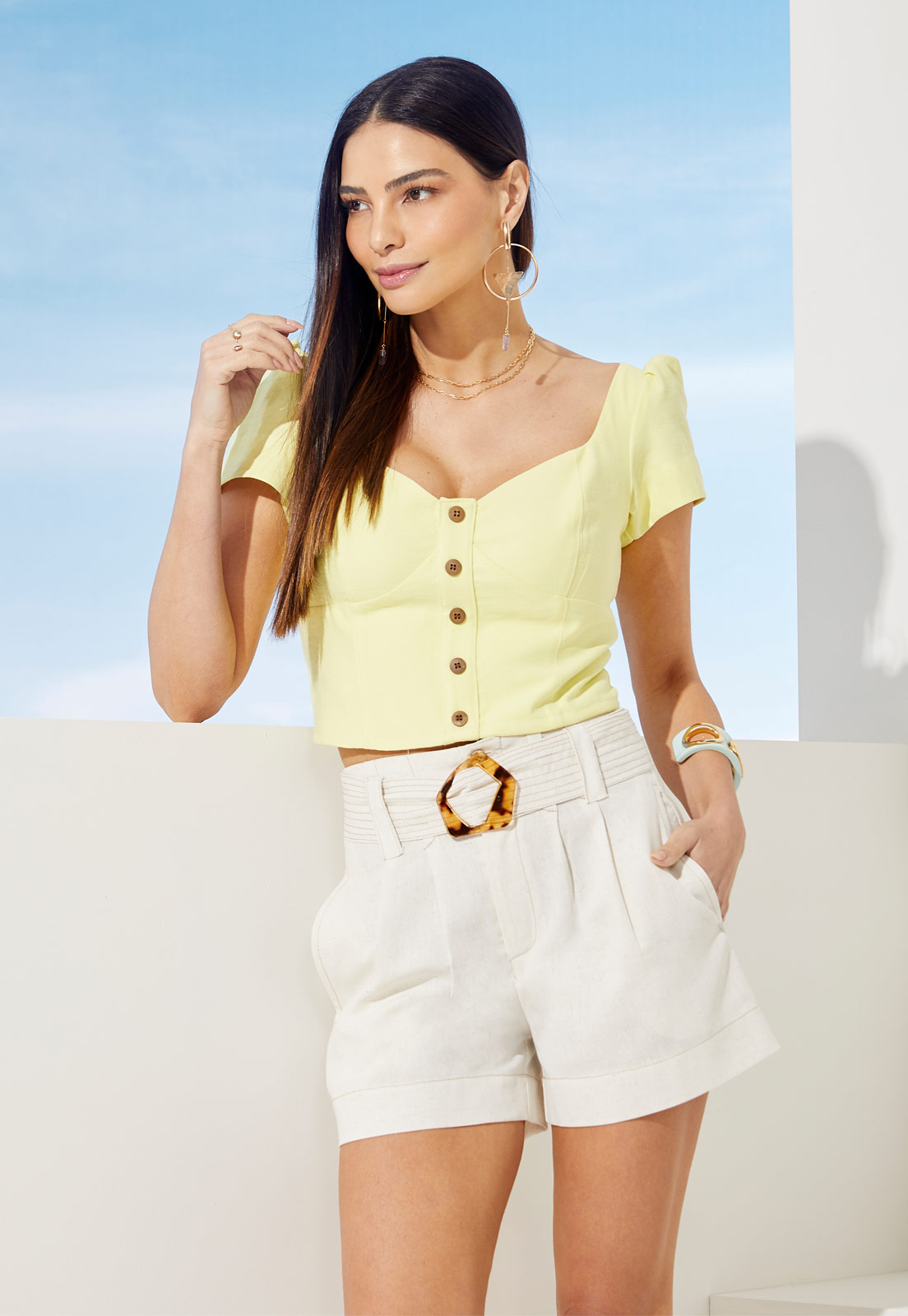 Cropped Limon