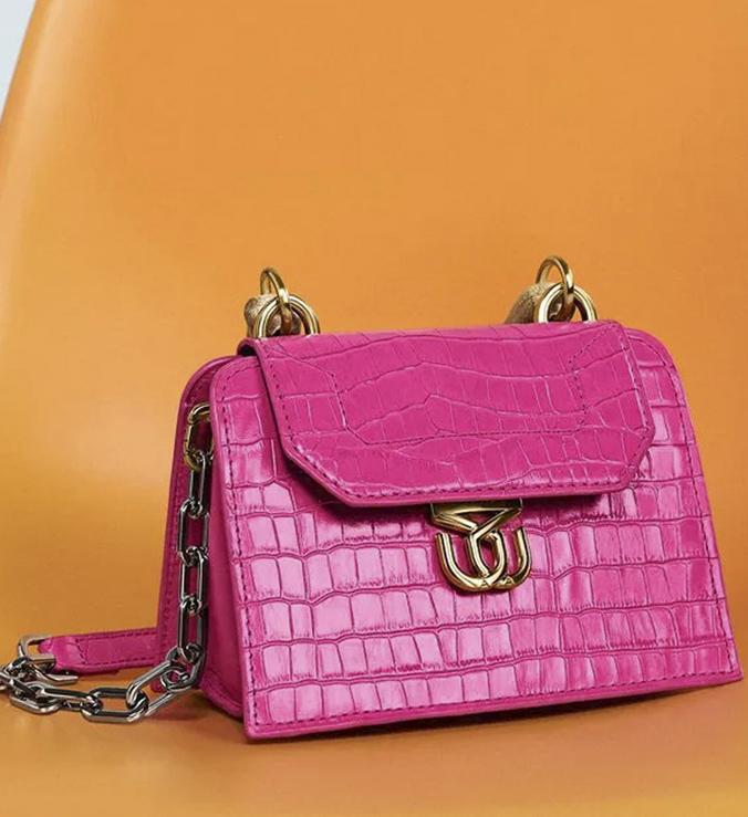 Crossbody Believe Bright Pink