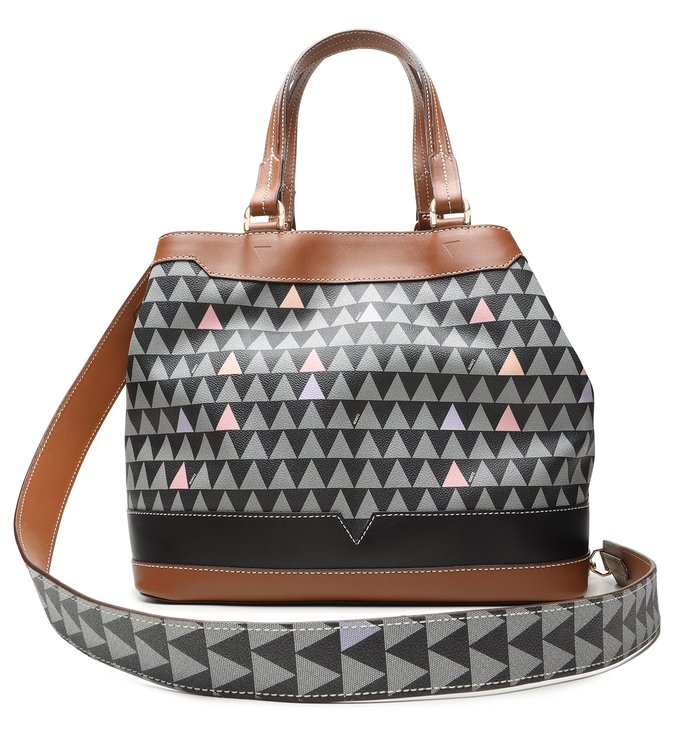 Neo Emma Triangle Black
