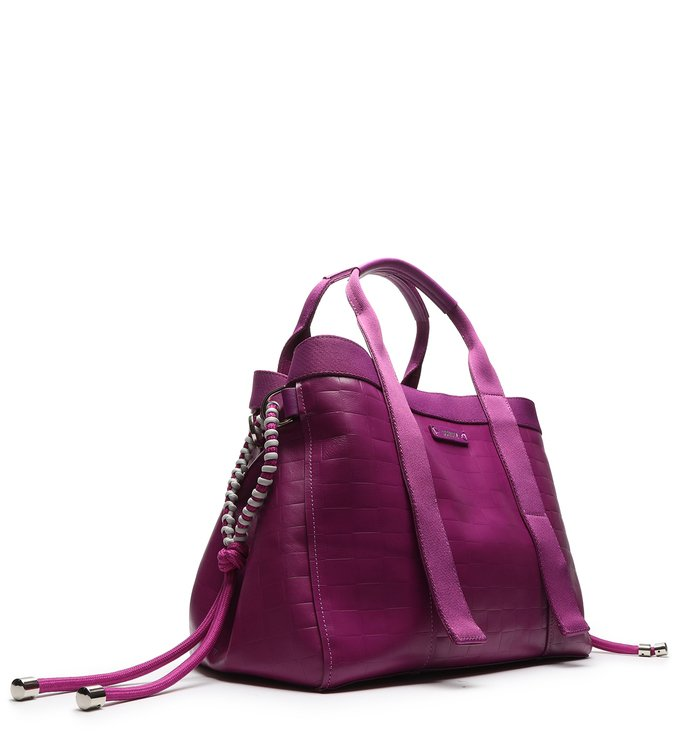 Shopping Bag Khloe Violet