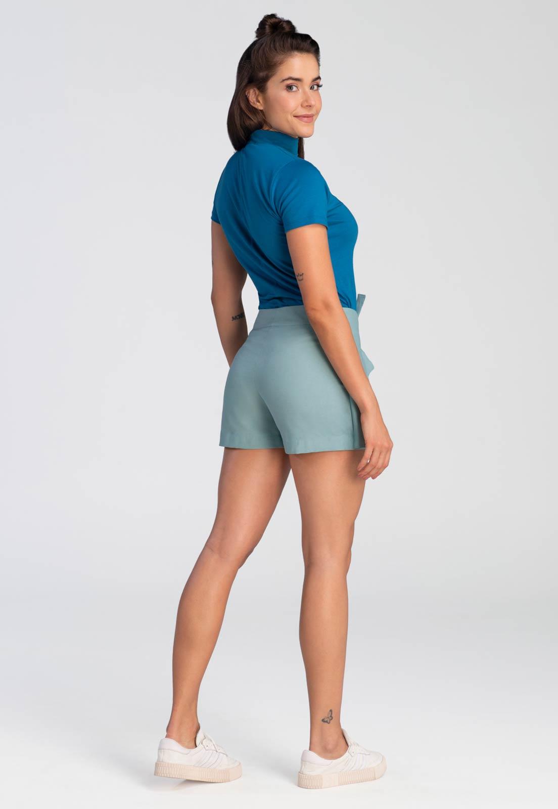 Short Aqua