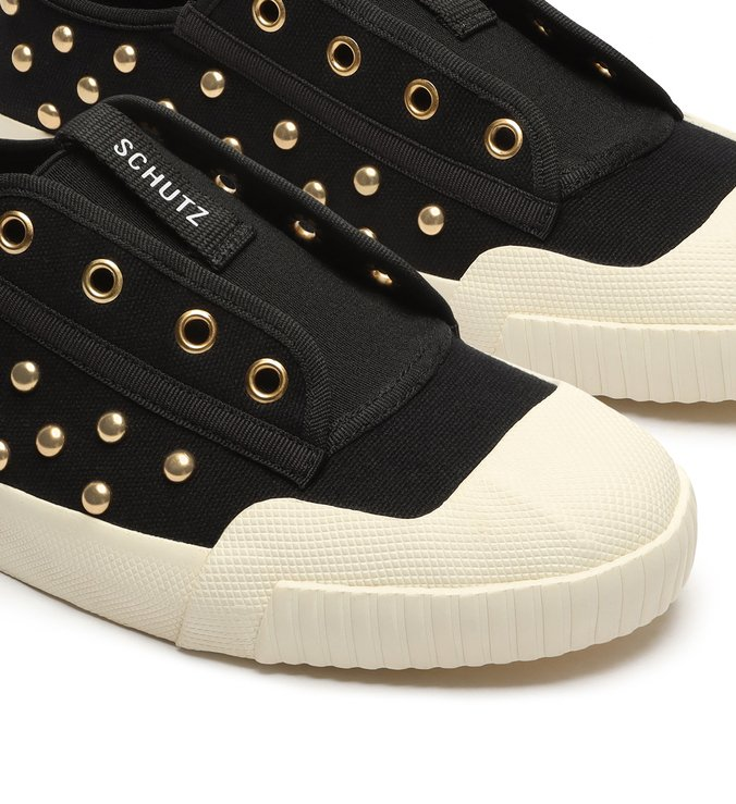 Sneaker Smash Studs Black