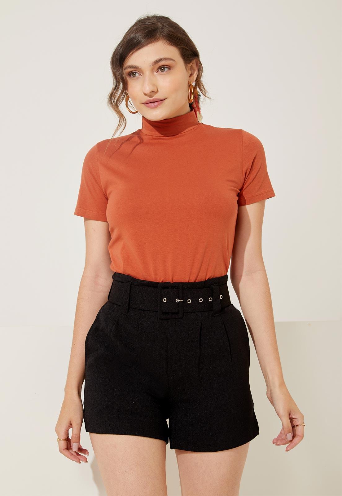 T-shirt Ana Rust