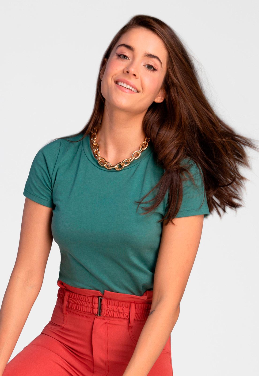 T-shirt Bia Green