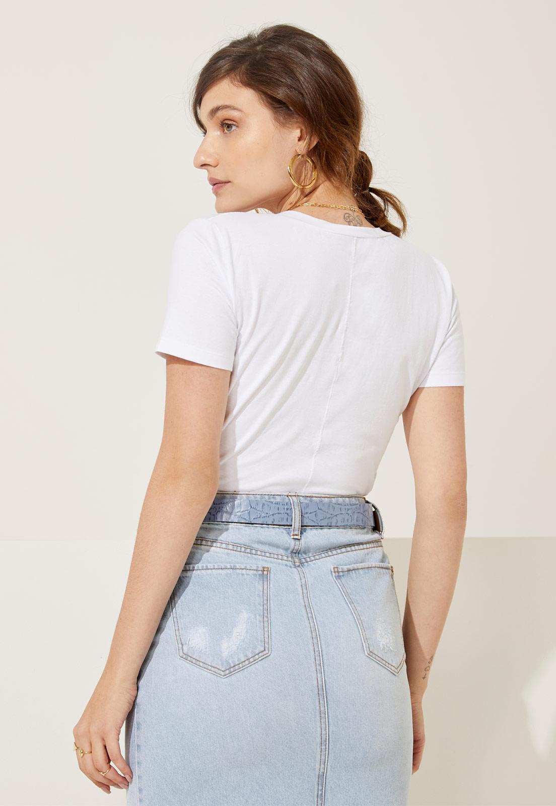 T-shirt Helen Branca