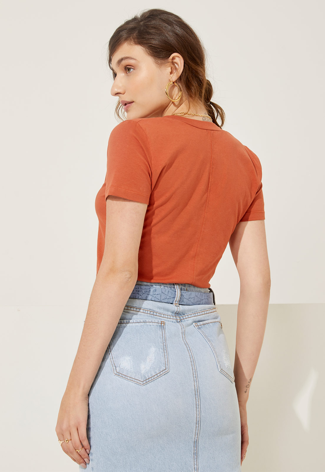 T-shirt Helen Rust