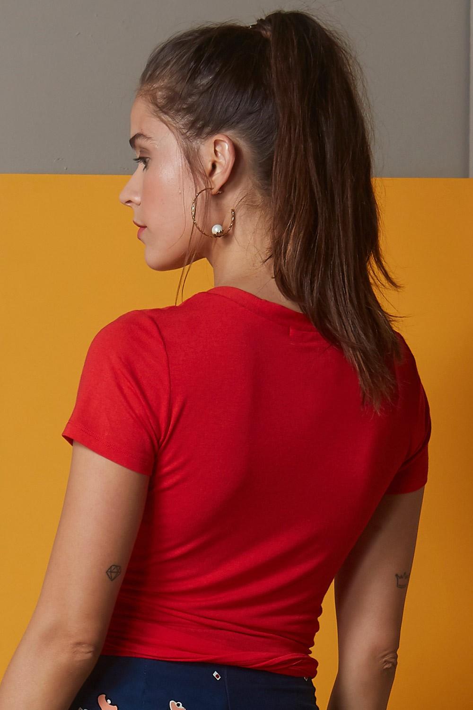 T-shirt Scarlet