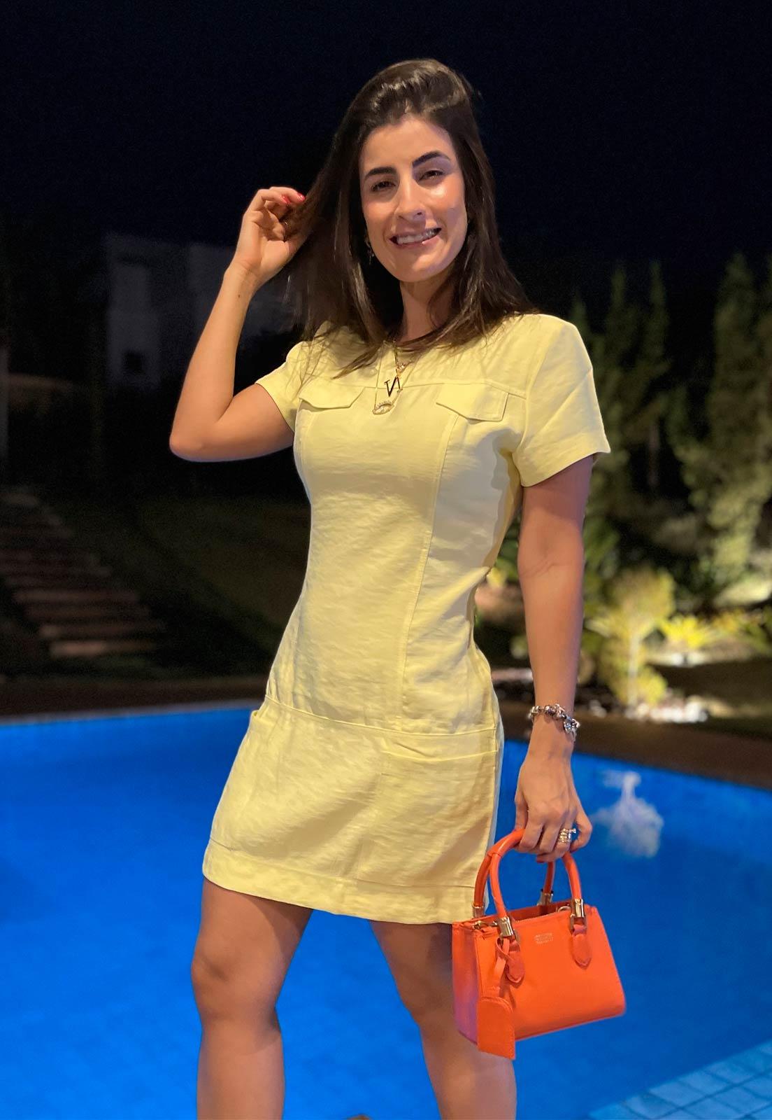 Vestido Limon