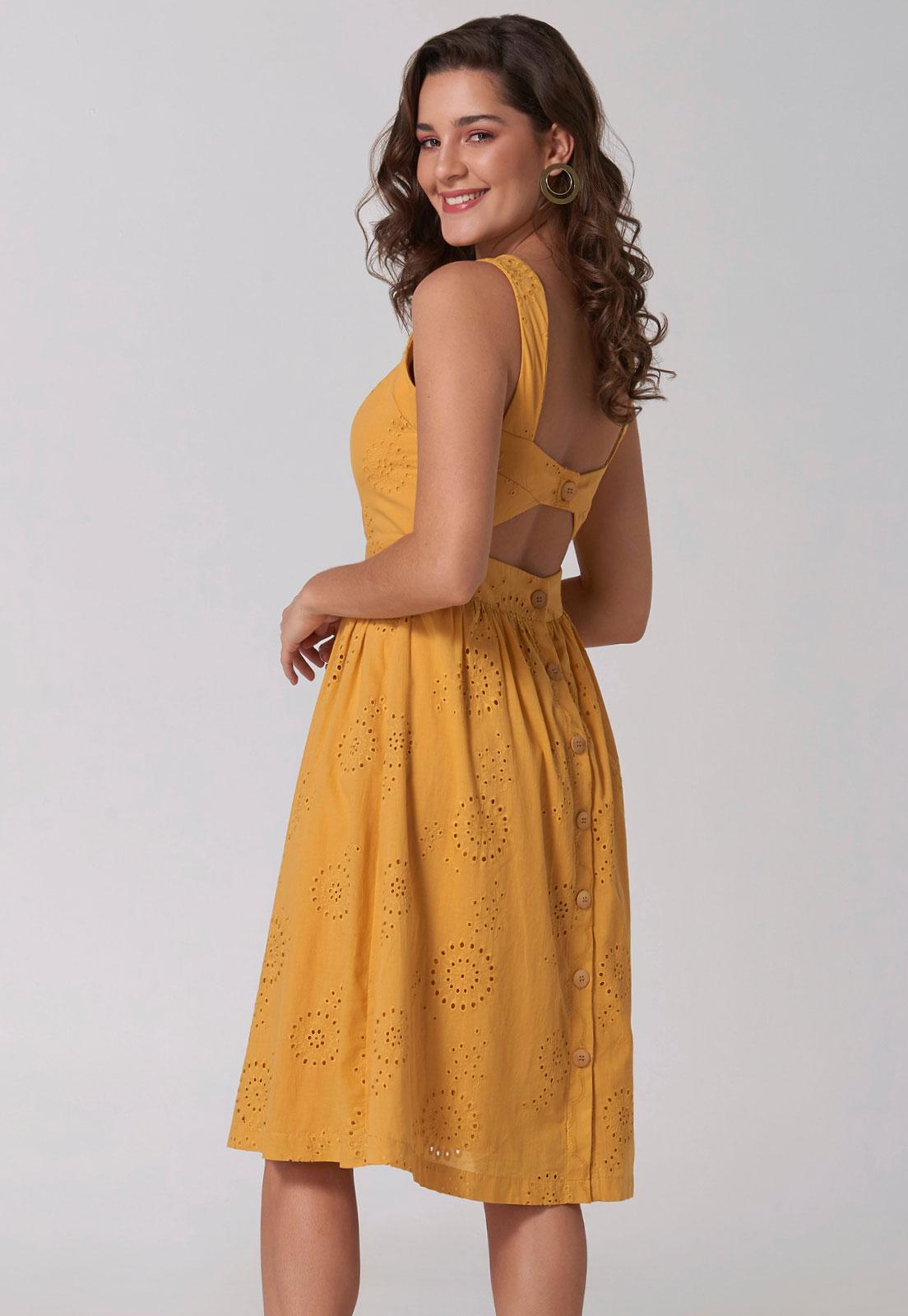 Vestido Alamanda