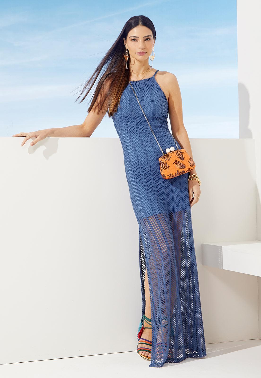Vestido Longo Azure