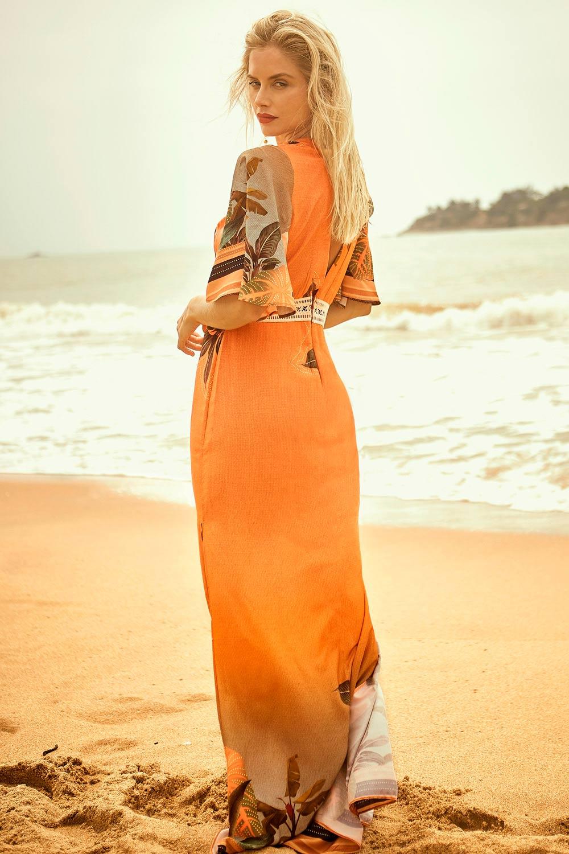 Vestido Abrolhos