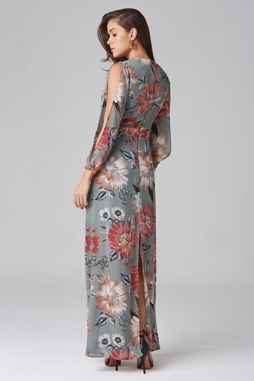 Vestido Mega Flor