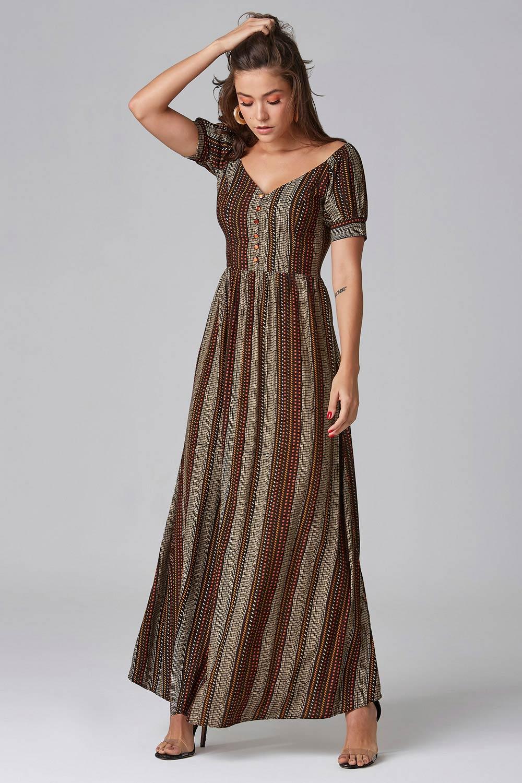 Vestido Romântico
