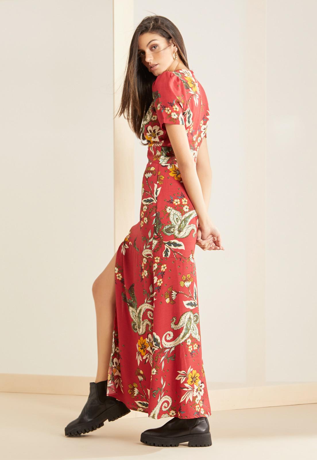 Vestido Quesia