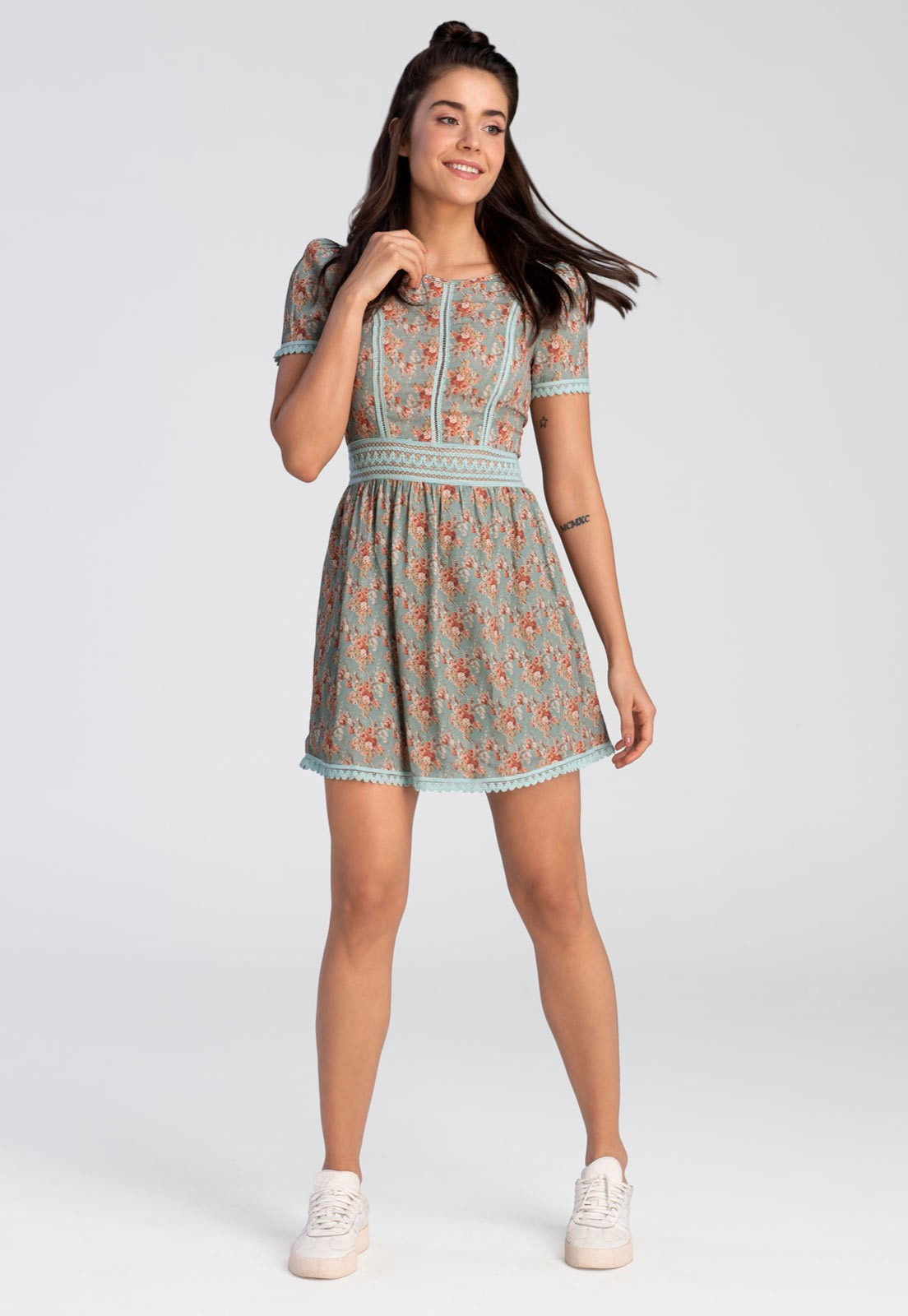 Vestido Print