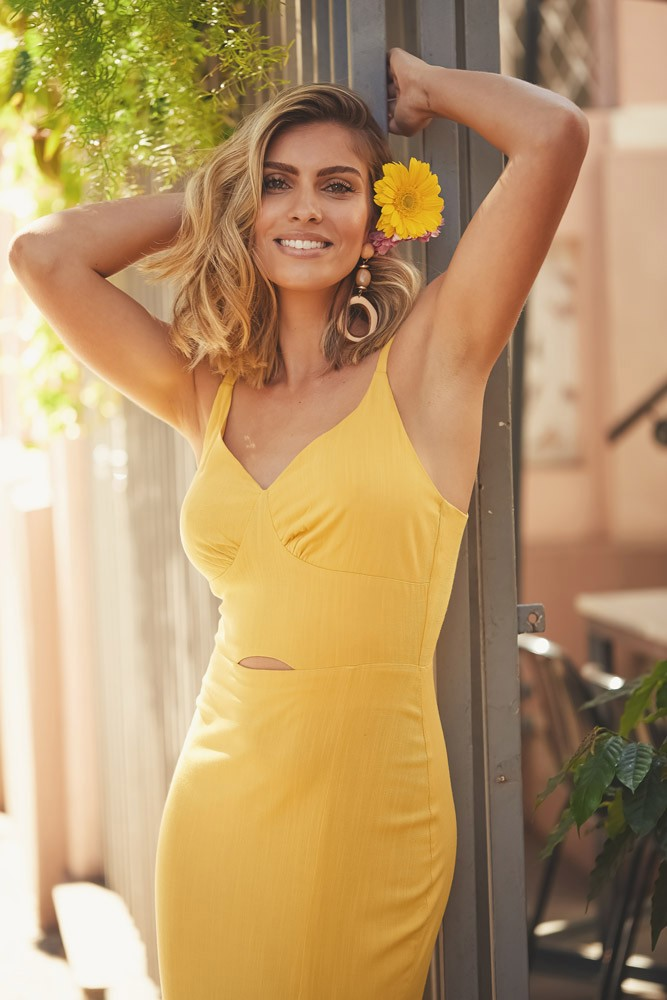 Vestido Sol