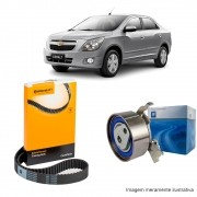Kit Correia Dentada e Tensor Cobalt LS/LT/LTZ 1.0/1.4/1.8 Manual 2012 - 2019