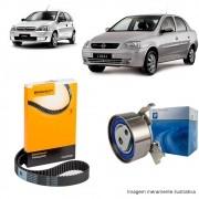 Kit Correia Dentada e Tensor Corsa Joy/Maxx/Premium 1.0/1.4/1.8 2002 - 2011