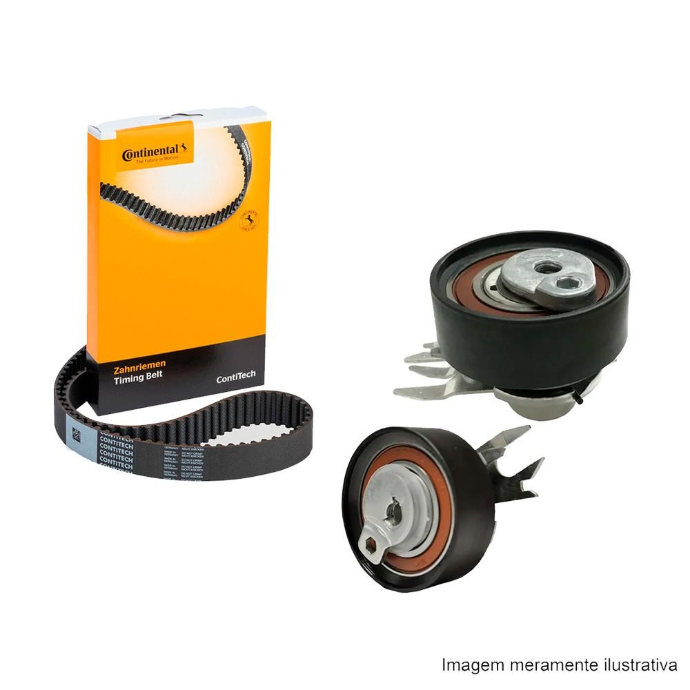 Kit Correia Dentada e Tensor Gol G5/G6 8V