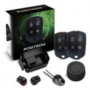 Alarme Positron Sensor Presença Exact 360