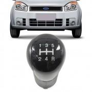 Bola Cambio Ford Ka Fiesta Ecosport Lente Preta