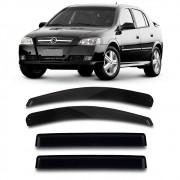Calha Chuva Astra Hatch Sedan 1999 a 2011 4 Portas