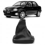 Coifa Cambio Corsa Wind Hatch Wagon Pickup 1994 a 2002 Napa Preta