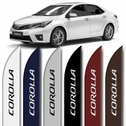 Friso Lateral Corolla 2015 a 2019 Facao Cores