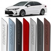 Friso Lateral Corolla 2020 a 2021 Original Cores