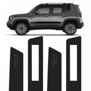 Friso Lateral Jeep Renegade 2015 a 2020 Cores